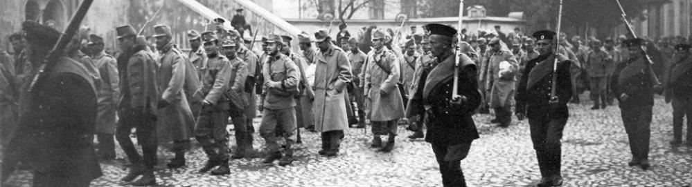Deutsche Kriegsgefangene 1 Weltkrieg in Russland